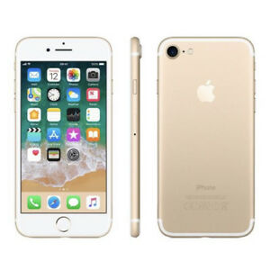 iPhone 7  gold 32 GB