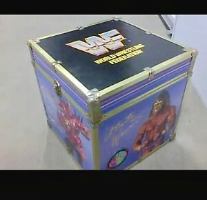 Looking for.     WWF toy box / toy chest / toy trunk