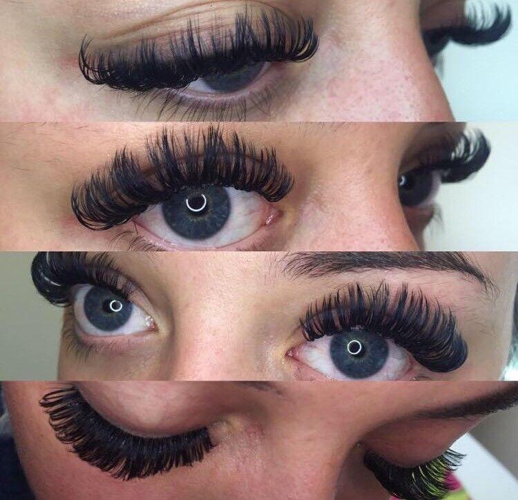 Volume And Classic Eyelash Extensions In Erdington West Midlands