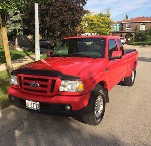 2008 Ford Ranger Sport - Extended Cab Pickup Truck