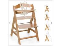 Huack Alpha High Chair