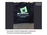 Eurohike camping cupboard
