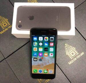 Good Condition iPhone 7 Matt Black 256G with Warranty+Tax Invoice