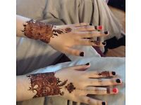 Henna artist all occasions/designs