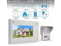 Brand new - Video intercom home security camera