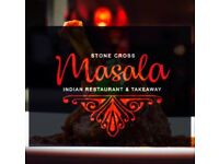 Established Indian Takeaway for sale