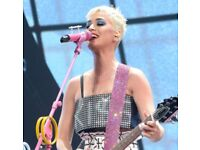 Katy Perry tickets, 24th June standing tickets. Glasgow at the hydro