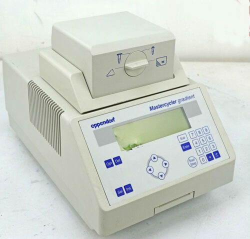 Working Eppendorf MasterCyler Gradient PCR Thermal Cycler 5331
