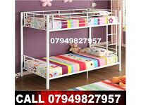 Sara- Metal bunk in 2 single bed