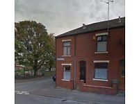 3 Bed Terraced House, Milkstone Road, Deeplish, OL11. DSS Welcome