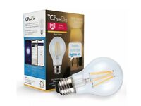 TCP Smart Wi-Fi Filament B22/E27 LED Bulb