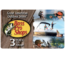 Buy a $50 Bass Gift Card & get a bonus $10 eBay Code - Via Email