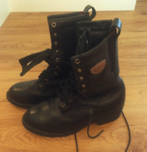 Red Wing Shoes riding boots