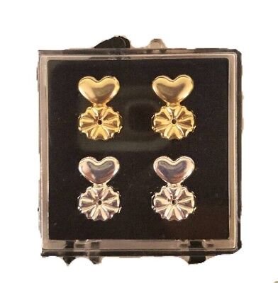 MagicBax from US seller, One pair gold plated One pair silver,