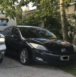 2010 Mazda 3 As is