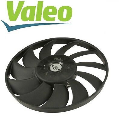 Saab Auxiliary Fan Left Brand New OEM VALEO