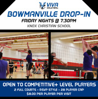 Bowmanville Volleyball
