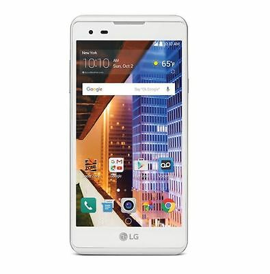 LG Tribute Hd 16gb Lte Smartphone For Boost Mobile -