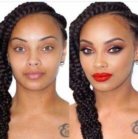 Afro caribbean hair salon, European tracks, Weave, Box braids, Ghana braids, wigs, cornrow