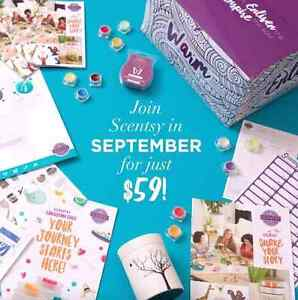 Scentsy opportunity