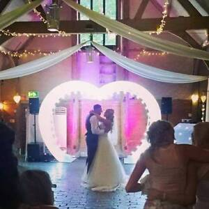 Big giant freestanding heart letters Love hire gold coast wedding Elanora Gold Coast South Preview