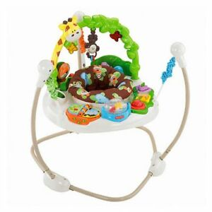 "Fisher price ""go wild"" Jumperoo"
