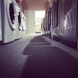 Discounted Scratch n Dent WASHERS/DRYERS