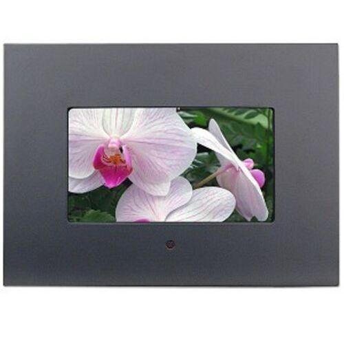 "Polaroid 7"" Digital Picture Frame CPA-00711S  USB Host port"