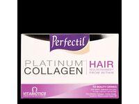 Vitabiotics Perfectil Platinum Collagen Hair Drink 10x50ml