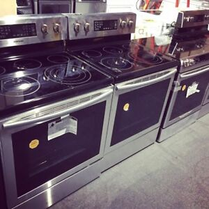 Heavy Discounts Scratch n Dent STOVES - SAMSUNG