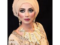 BRIDAL hair and makeup, Asian party hair and make up artist. All areas.