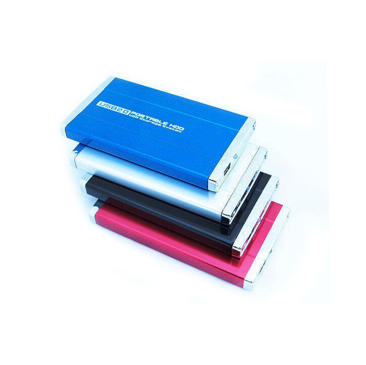 Cubeternet USB 2.0 High-Speed Enclosure for 1.8-Inch ZIF LIF Hard Drive