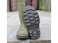 DUNLOP PUROFORT THERMO+SAFETY WELLINGTONS