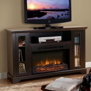 (PRICE DROP) Kingwood Electric Fireplace