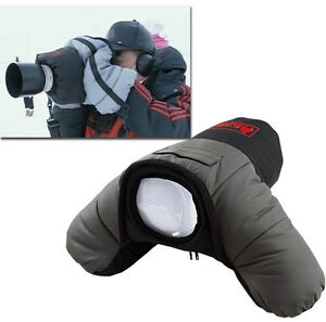 winter warm waterproof dslr camera bag protector padded