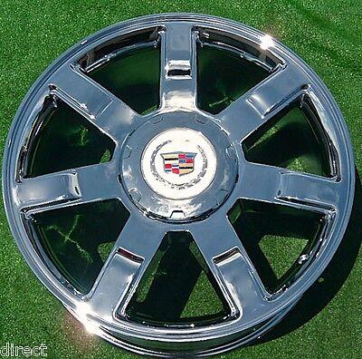 New Cadillac Escalade 22 inch Wheel OEM Factory GM Spec 2011 2012 Chrome 5309