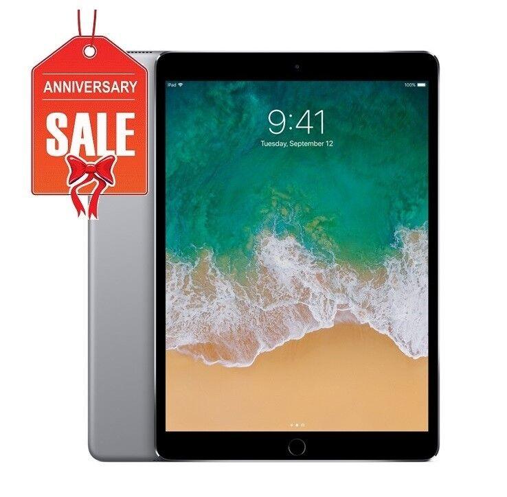 Apple iPad Pro 2nd Gen. 256GB, Wi-Fi, 12.9in - Space Gray - Great (R-D)