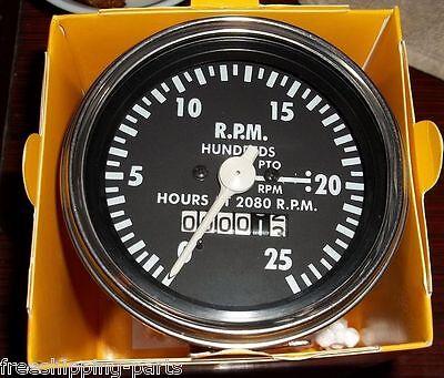 Massey Ferguson Mf Tachometer For Mf 1080 Mf 1100 Mf 1130mf1150 Mf 1300 Cw