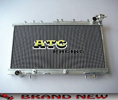 ALL ALUMINUM RADIATOR FOR 1991 1999 Nissan Sentra 200SX SR20DE 20L L4 Engine