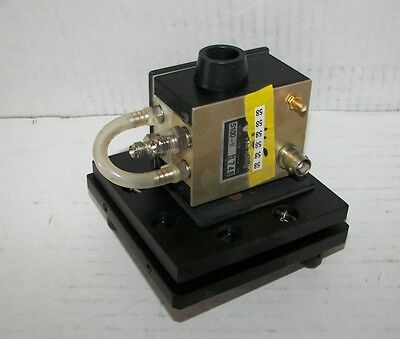 Q-switch Rf Hi-frequency By Crystal Tech. Spectra Physics Gimble Mount