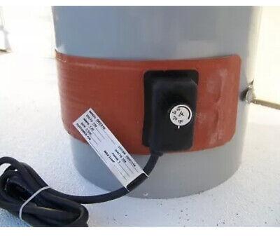 Briskheat Drum Heater Poly 5 Gal. Heavy Duty 150 Watt Wvobiodiesel