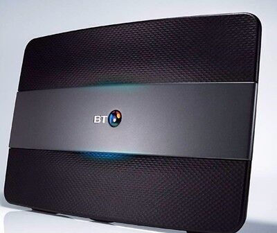 BT Smart Hub Home Hub 6 Wireless AC Gigabit Infinity Modem Router