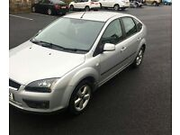 FORD FOCUS 06REG FULL YEAR MOT EXCELENT CONDITION DRIVES REALLY WELL