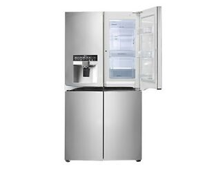 NEW LG 712L 5 Door French Door Refrigerator RRP $4,559 Chatswood Willoughby Area Preview