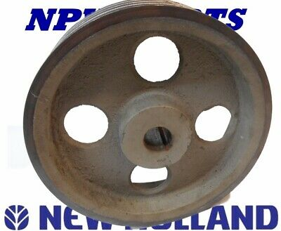 New Holland Hm236 Disc Mower 87350004 Drive Pulley