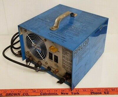 Rru30 Ssti Refrigerant Recovery Machine