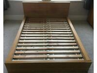IKEA oak veneer furniture MALM/ANEBODA