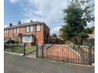 Three Bedroom Semi Detached House Newcastle Upon Tyne