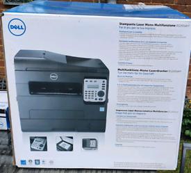 Dell multi function mono laser printer