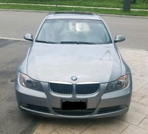2006 BMW 330i,Complete service history,Certified & E-Tested
